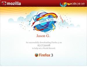 Firefox Record